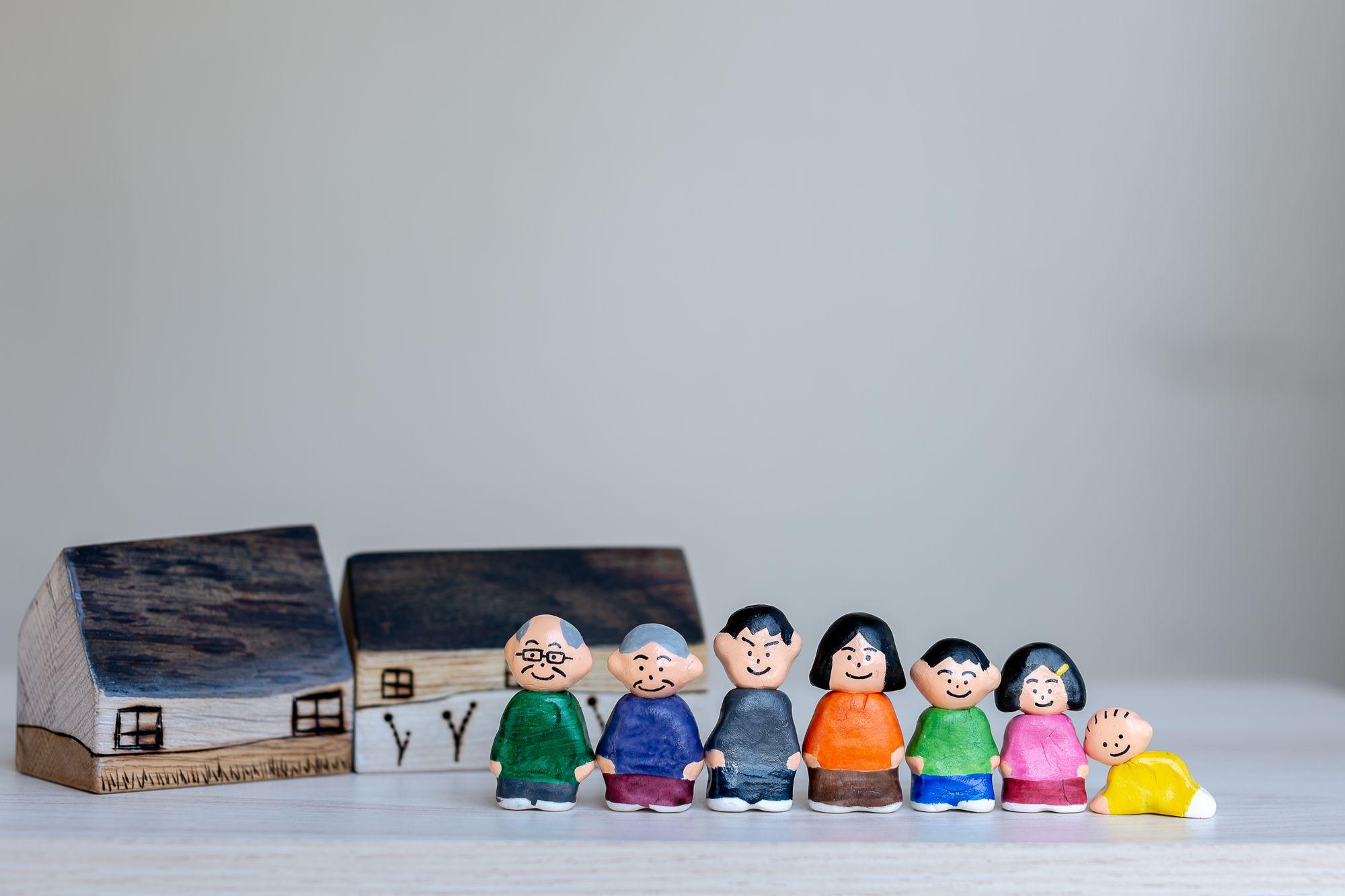 注文住宅で理想的な二世帯住宅を建てる際に気を付けるべきこと